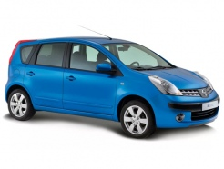Nissan Note I 2005 - 2014